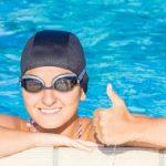 Schwimmbrille für Frauen